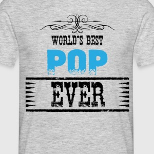World's Best Pop Ever T-Shirts - Men's T-Shirt