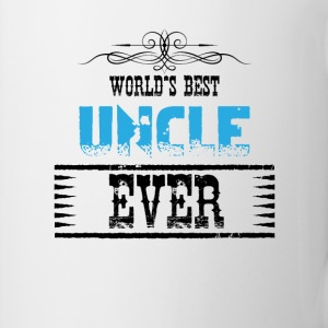 World's Best Uncle Ever Mugs & Drinkware - Mug