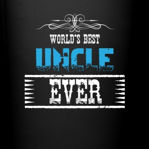 World's Best Uncle Ever Mugs & Drinkware - Full Colour Mug