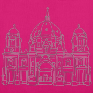 Berlin Cathedral Bags & Backpacks - EarthPositive Tote Bag