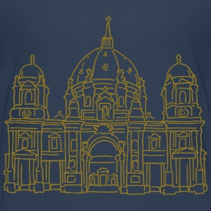 Berlin Cathedral Shirts - Teenage Premium T-Shirt