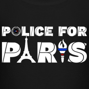 police for paris Tee shirts - T-shirt Premium Ado