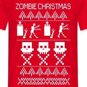 ZOMBIE CHRISTMAS - T-shirt Homme
