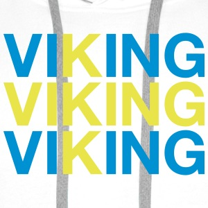 VIKING Sweat-shirts - Sweat-shirt à capuche Premium pour hommes