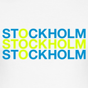 STOCKHOLM - Men's Slim Fit T-Shirt