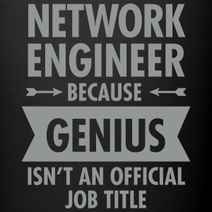 Network Engineer - Genius Mugs & Drinkware - Full Colour Mug