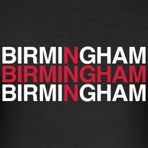 BIRMINGHAM - Men's Slim Fit T-Shirt