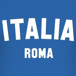 :: ITALIA ROMA :: T-Shirts - Men's Slim Fit T-Shirt