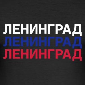 LENINGRAD  T-Shirts - Men's Slim Fit T-Shirt