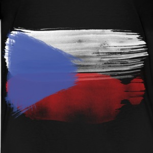 Tschechische flagge T-Shirts - Teenager Premium T-Shirt
