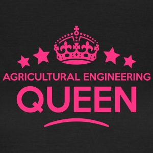 agricultural engineering queen keep calm WOMENS T- - Women's T-Shirt