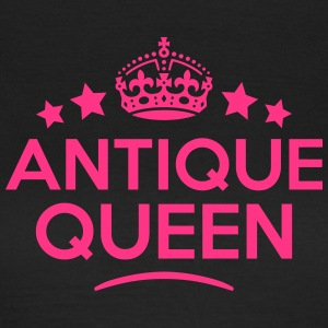 antique queen keep calm style WOMENS T-SHIRT - Women's T-Shirt