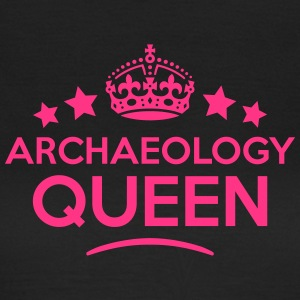 archaeology queen keep calm style WOMENS T-SHIRT - Women's T-Shirt
