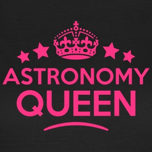 astronomy queen keep calm style WOMENS T-SHIRT - Women's T-Shirt