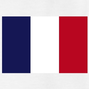 Drapeau de France - T-shirt Enfant
