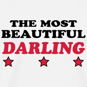The most beautiful darling T-skjorter - Premium T-skjorte for menn