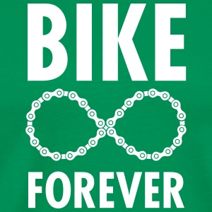 Bike Forever T-Shirts - Men's Premium T-Shirt