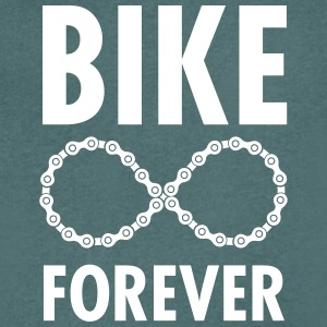 Bike Forever Tee shirts - T-shirt Homme col V