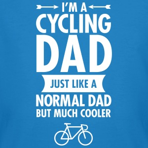 I'm A Cycling Dad... T-shirts - Mannen Bio-T-shirt
