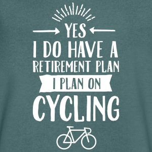 Yes I Do Have A Retirement Plan... Camisetas - Camiseta de pico hombre