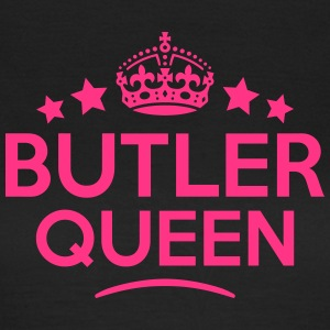butler queen keep calm style WOMENS T-SHIRT - Women's T-Shirt