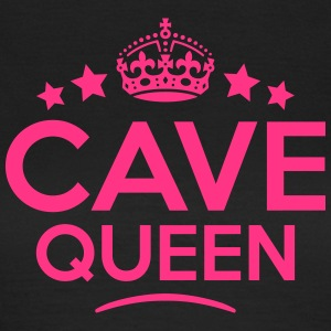 cave queen keep calm style WOMENS T-SHIRT - Women's T-Shirt