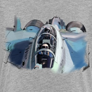 fighter Su-30 Camisetas - Camiseta premium adolescente
