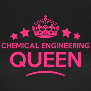 chemical engineering queen keep calm sty WOMENS T- - Women's T-Shirt