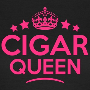 cigar queen keep calm style WOMENS T-SHIRT - Women's T-Shirt