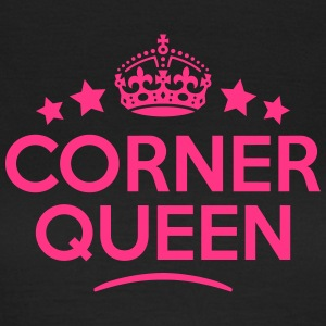 corner queen keep calm style WOMENS T-SHIRT - Women's T-Shirt