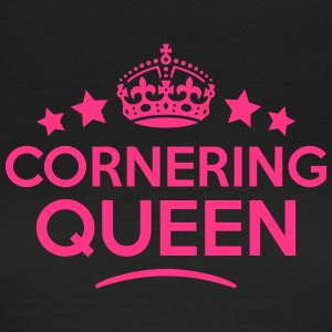 cornering queen keep calm style WOMENS T-SHIRT - Women's T-Shirt