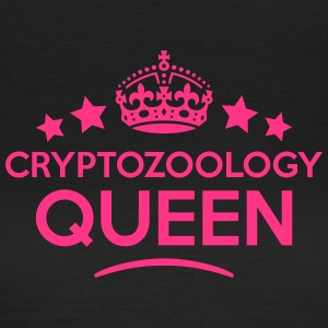 cryptozoology queen keep calm style WOMENS T-SHIRT - Women's T-Shirt