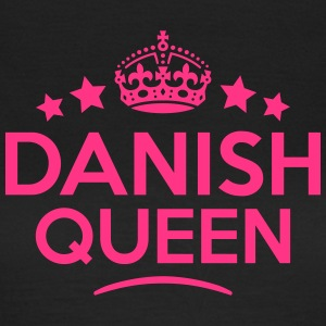 danish queen keep calm style WOMENS T-SHIRT - Women's T-Shirt