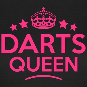 darts queen keep calm style WOMENS T-SHIRT - Women's T-Shirt