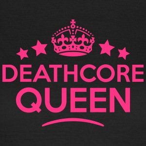deathcore queen keep calm style WOMENS T-SHIRT - Women's T-Shirt