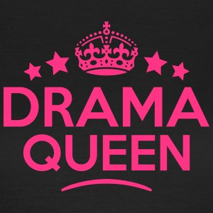 drama queen keep calm style WOMENS T-SHIRT - Women's T-Shirt