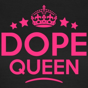 dope queen keep calm style WOMENS T-SHIRT - Women's T-Shirt