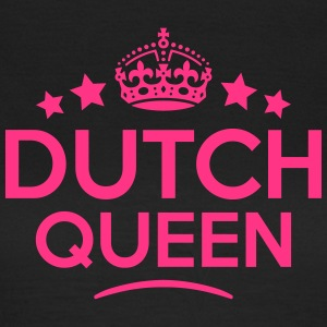 dutch queen keep calm style WOMENS T-SHIRT - Women's T-Shirt