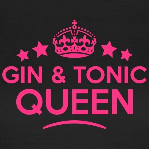 gin  tonic queen keep calm style WOMENS T-SHIRT - Women's T-Shirt