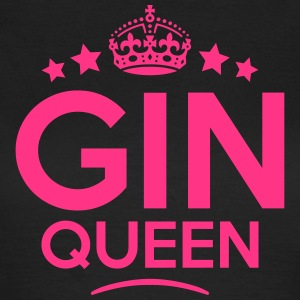 gin queen keep calm style WOMENS T-SHIRT - Women's T-Shirt