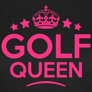 golf queen keep calm style WOMENS T-SHIRT - Women's T-Shirt