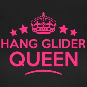 hang glider queen keep calm style WOMENS T-SHIRT - Women's T-Shirt