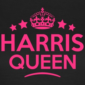 harris queen keep calm style WOMENS T-SHIRT - Women's T-Shirt