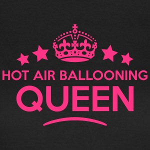 hot air ballooning queen keep calm style WOMENS T- - Women's T-Shirt