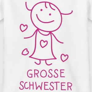 Große T-Shirts - Teenager T-Shirt