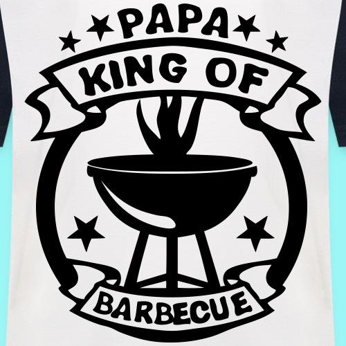Vater König König Grillfest logo 1