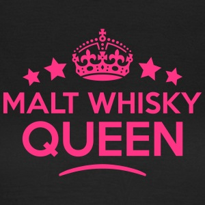 malt whisky queen keep calm style WOMENS T-SHIRT - Women's T-Shirt