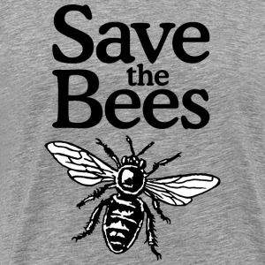 Save The Bees T-Shirt - Men's Premium T-Shirt