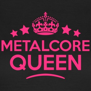 metalcore queen keep calm style WOMENS T-SHIRT - Women's T-Shirt