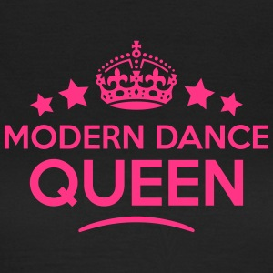 modern dance queen keep calm style WOMENS T-SHIRT - Women's T-Shirt